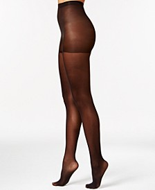Women's Sheer Tights with Control Top