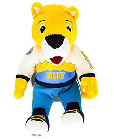 Forever Collectibles Rocky Denver Nuggets 8-Inch Plush Mascot
