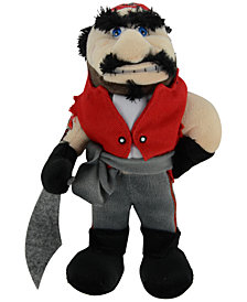 Forever Collectibles Captain Fear Tampa Bay Buccaneers 8-Inch Plush Mascot