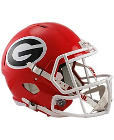 Riddell Georgia Bulldogs Speed Replica Helmet