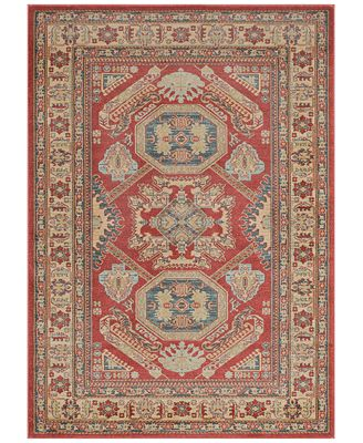 CLOSEOUT! Momeni Voyage Kazak Red 2' x 3' Area Rug
