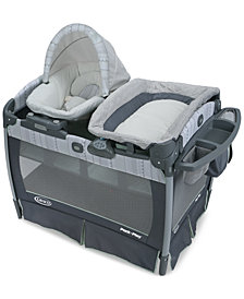 Graco Baby Pack 'n Play Playard with Nuzzle Nest Sway Seat