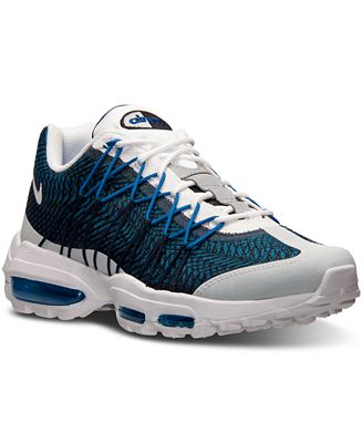 Nike Men's Air Max 95 Ultra Jacquard Running Sneakers from Finish
