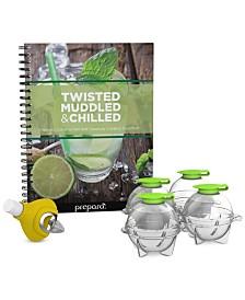 Prepara Twisted Muddled & Chilled Gift Set