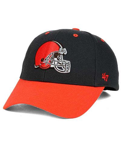 '47 Brand Cleveland Browns Audible MVP Cap