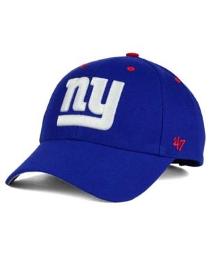 '47 Brand New York Giants Audible Mvp Cap