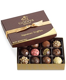 12-Pc Signature Truffle Gift Box