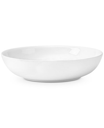 Villeroy & Boch Serveware For Me Collection Porcelain Large Shallow Round Serving Bowl