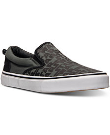 Skechers Men's Star Wars Classic Slip-On Casual Sneakers from Finish Line