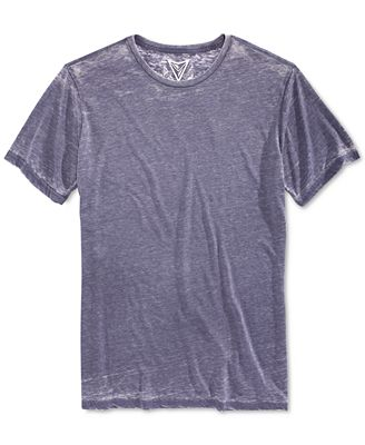 Univibe Men's Burnout T-Shirt