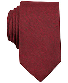Perry Ellis Dolby Solid Slim Tie