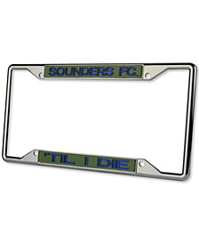 Seattle Sounders FC License Plate Frame