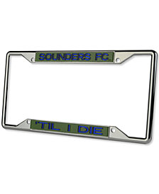 Stockdale Seattle Sounders FC License Plate Frame