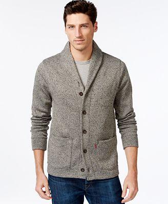 Levi's® Rand Shawl-Collar Cardigan