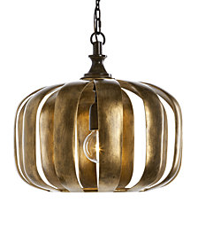 Uttermost Zucca Antique Light Pendant