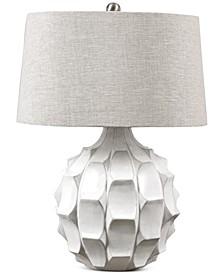 Guerina Scalloped Table Lamp