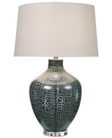Uttermost Zumpano Crackled Table Lamp