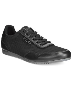 Guess Teddie Lace-Up Sneakers Men