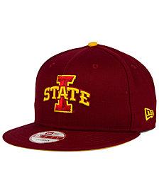 New Era Iowa State Cyclones Core 9FIFTY Snapback Cap