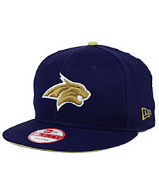 New Era Montana State Bobcats Core 9FIFTY Snapback Cap