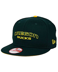 New Era Oregon Ducks Core 9FIFTY Snapback Cap
