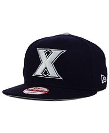 Xavier Musketeers Core 9FIFTY Snapback Cap