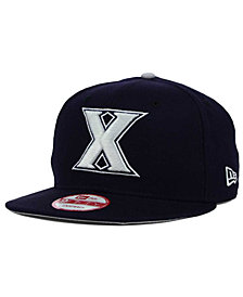 New Era Xavier Musketeers Core 9FIFTY Snapback Cap