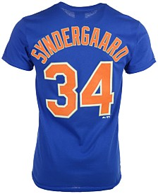Majestic Men's Noah Syndergaard New York Mets Player T-Shirt