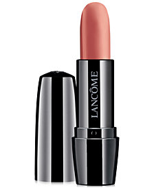 Lancôme Color Design Matte Lipstick