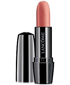 Lancôme Color Design Matte Lipstick