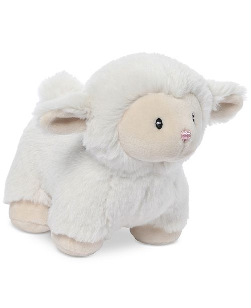 Gund Babies Lopsy Lamb Plush Stuffed Animal All Toys Games