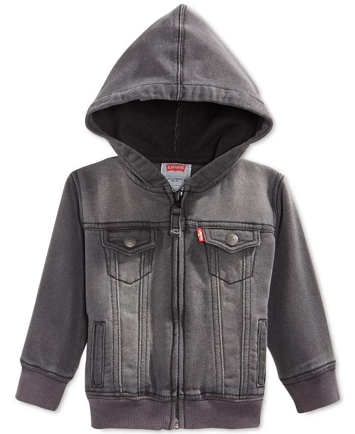 Levi's - Baby Boys' Knit Hoodie