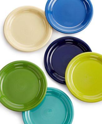 fiesta appetizer plate collection - Fiesta Plates