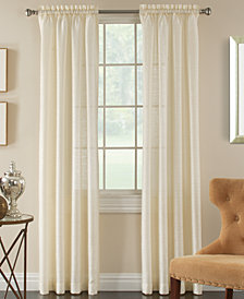 "Miller Curtains Pippa 50"" x 84"" Sheer Curtain Panel"