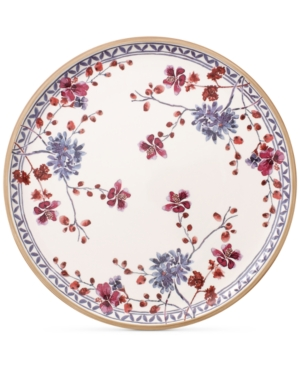 Villeroy  Boch Artesano Provencal Lavender Porcelain PizzaBuffet Plate