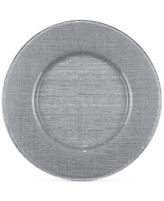 Serveware Verona Silver Sparkle Charger
