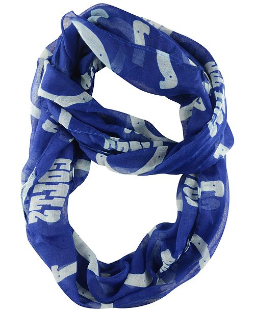 Indianapolis Colts Sheer Infinity Scarf