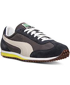 Puma Men's Whirlwind Classics Casual Sneakers from Finish Line