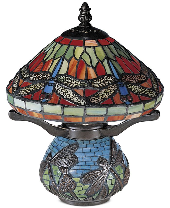 Dale Tiffany - Dragonfly Road Accent Table Lamp
