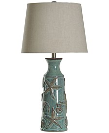 Nautical Ceramic Table Lamp