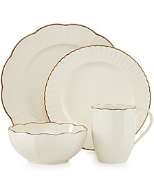 Dinnerware, Shades of White Collection