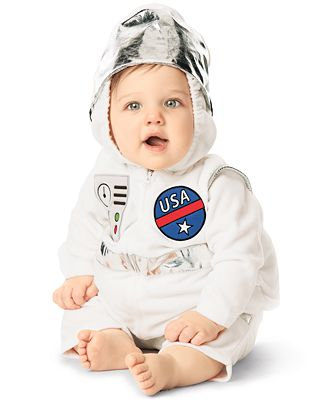 Carter's Baby Boys' 2-Piece Astronaut Costume
