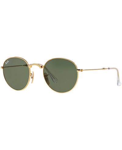 Ray-Ban Sunglasses, RB3532 ROUND FOLDING