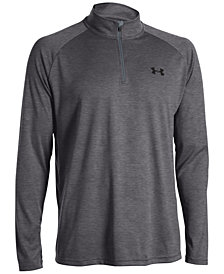 Under Armour Men's Tech Quarter-Zip Pullover