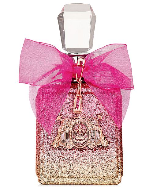 Juicy Couture Viva la Juicy Rose Eau de Parfum, 3.4 oz - Limited Edition