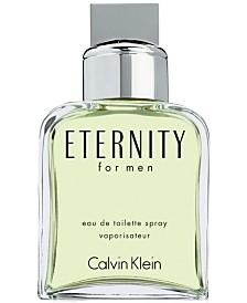 Calvin Klein ETERNITY for men  Eau de Toilette, 1 oz