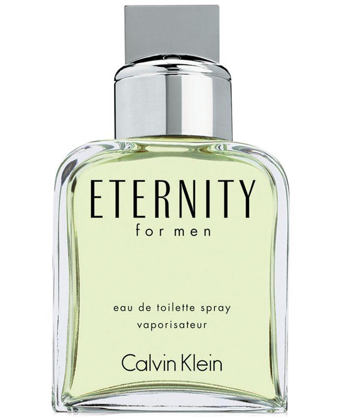 Calvin Klein - Eternity for Men Fragrance Collection