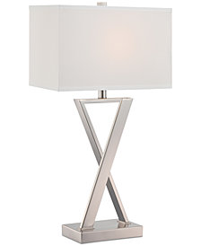 Lite Source Alexis Metal Table Lamp