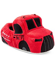 Stride Rite Fire Rescue Slippers, Little Boys