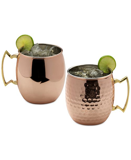 Towle Moscow Mule Mug Collection